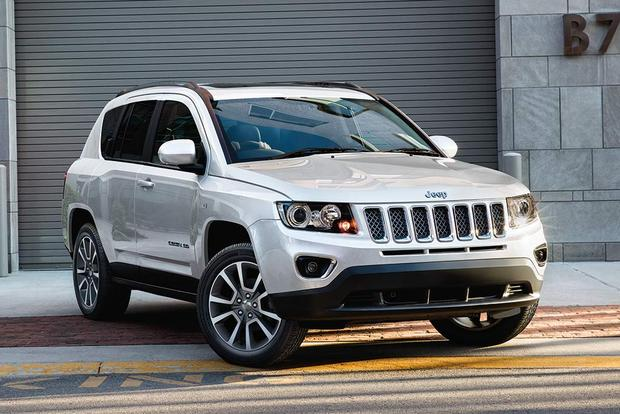 2017 Jeep Compass: New Car Review featured image large thumb2