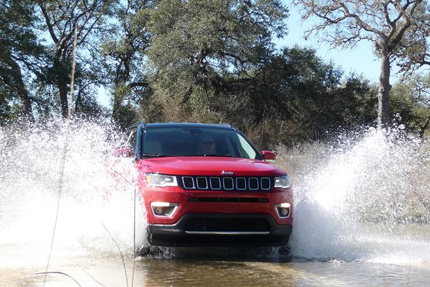 2017 Jeep Compass: First Drive Review featured image large thumb0