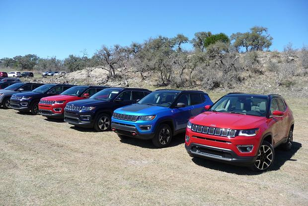 2017 Jeep Compass: First Drive Review - Autotrader