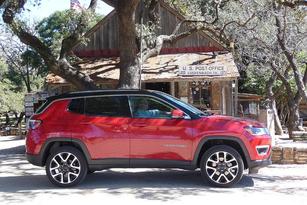 2017 Jeep Compass: First Drive Review Featured Image Large Thumb2