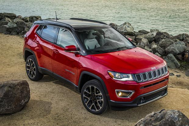 2018 Jeep Compass: New Car Review featured image large thumb0