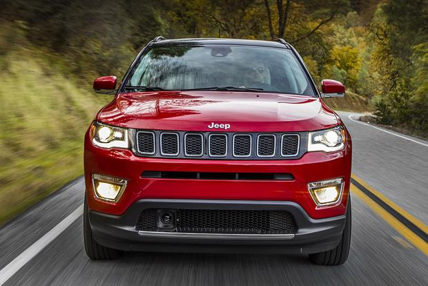 2018 Jeep Compass: New Car Review featured image large thumb2