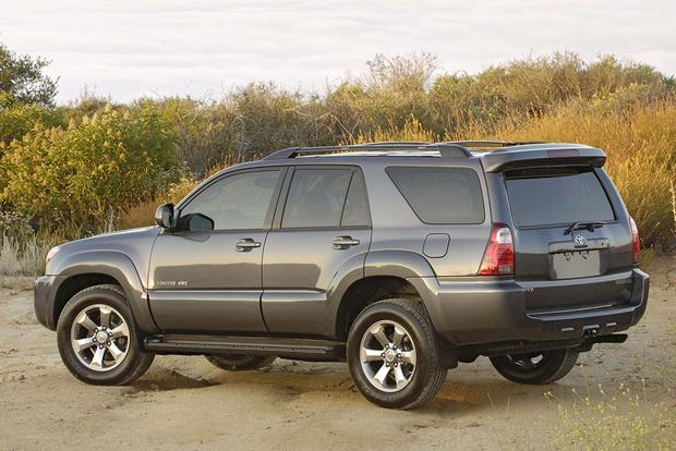 2005-2010 Jeep Grand Cherokee vs. 2003-2009 Toyota 4Runner: Which Is