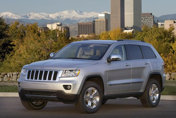 2012 Jeep Grand Cherokee: Used Car Review featured image large thumb3