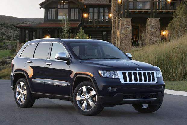 2012 Jeep Grand Cherokee: Used Car Review featured image large thumb5