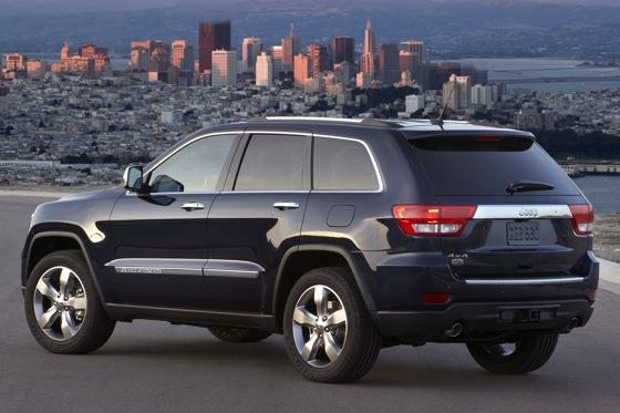 2012 Jeep Grand Cherokee: New Car Review featured image large thumb1