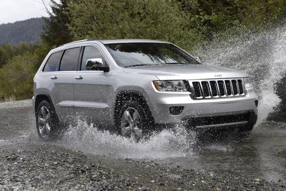 2013 Jeep Grand Cherokee: New Car Review featured image large thumb3