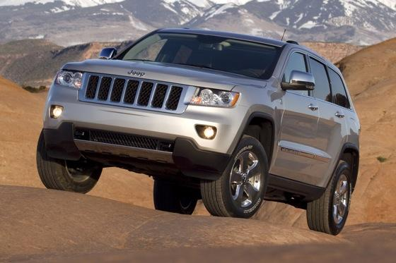 2013 Jeep Grand Cherokee: New Car Review featured image large thumb4