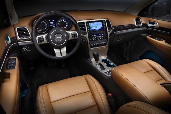 2012 Jeep Grand Cherokee: New Car Review featured image large thumb7