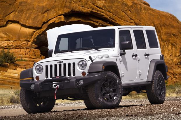 2013 Jeep Grand Cherokee and Wrangler Special Editions Revealed
