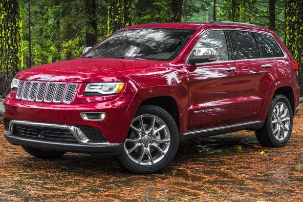 2013 vs. 2014 Jeep Grand Cherokee