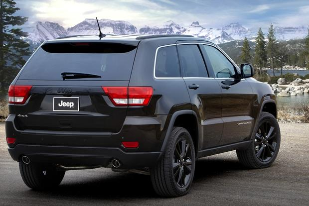 Beautiful 2014 Jeep Grand Cherokee Featured Image Large Thumb7