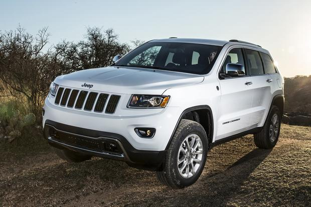 Jeep Grand Cherokee New Car Review Autotrader