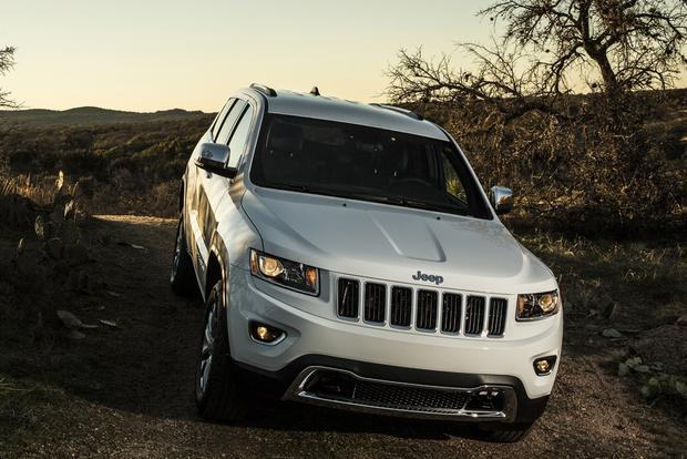 2014 Jeep Grand Cherokee EcoDiesel: First Drive Review featured image large thumb0