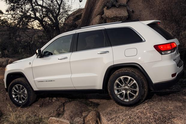 2014 Jeep Grand Cherokee New Car Review Autotrader