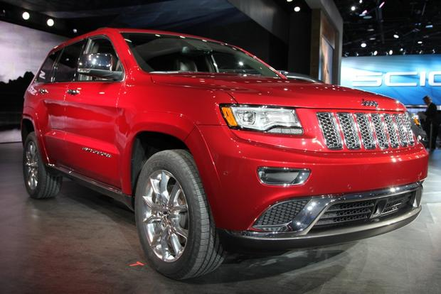 2014 Jeep Grand Cherokee: Detroit Auto Show