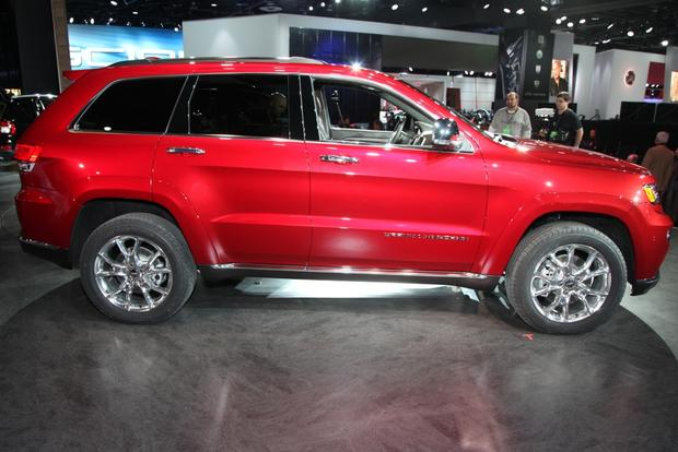2014 Jeep Grand Cherokee: Detroit Auto Show featured image large thumb2