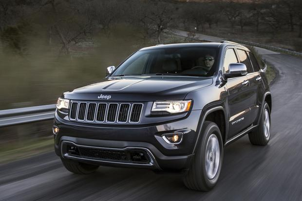 2014 Jeep Grand Cherokee Reviews and Model Information