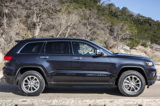 2014 Jeep Grand Cherokee Vs Toyota 4runner Which Is Better