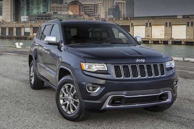 2015 Jeep Grand Cherokee: New Car Review featured image large thumb2