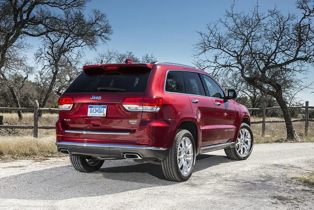 2015 Jeep Grand Cherokee: New Car Review featured image large thumb5