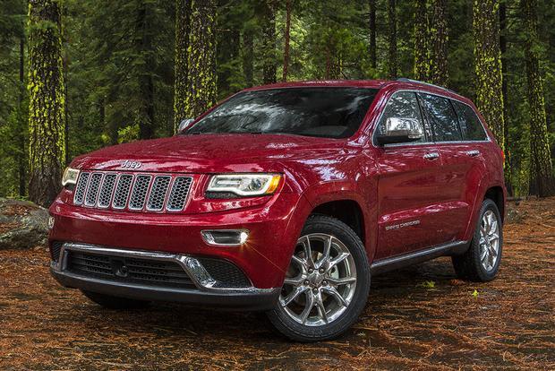 2015 Jeep Grand Cherokee Vs Dodge Durango What's The
