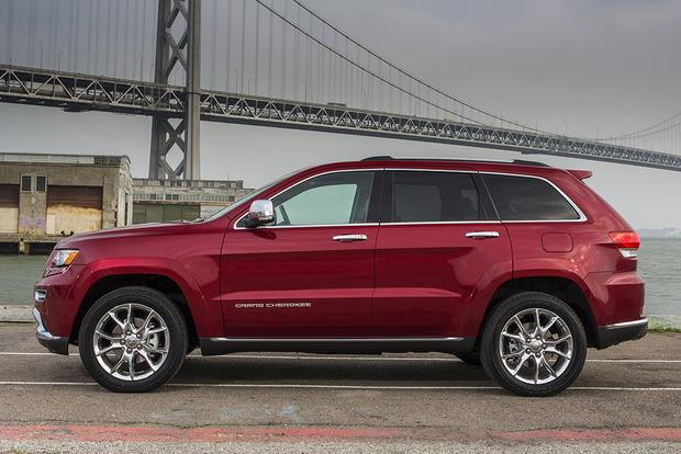 2015 Jeep Grand Cherokee vs 2015 Dodge Durango Whats the