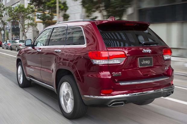 2016 Jeep Grand Cherokee: New Car Review featured image large thumb4