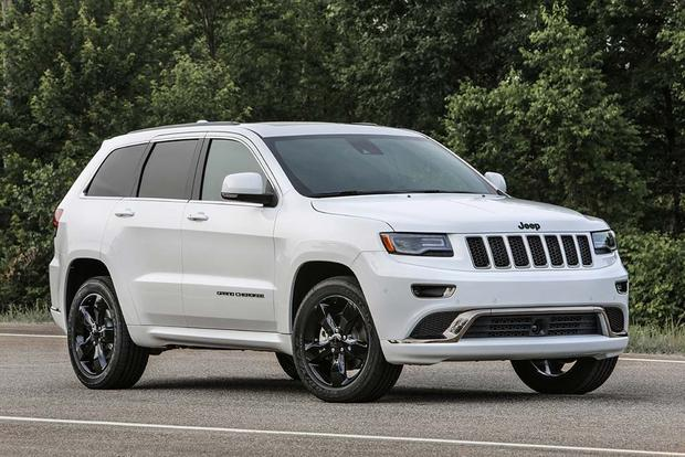 2016 Jeep Grand Cherokee New Car Review Autotrader