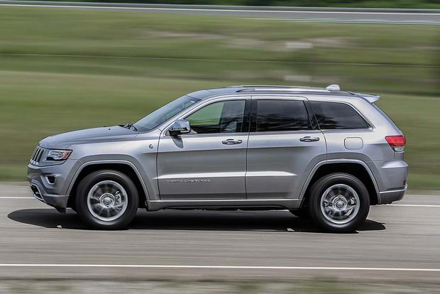 Nice 2014 Jeep Grand Cherokee: Used Car Review Featured Image Large Thumb0