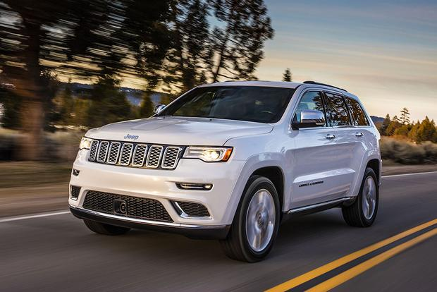 2017 Jeep Grand Cherokee New Car Review Autotrader