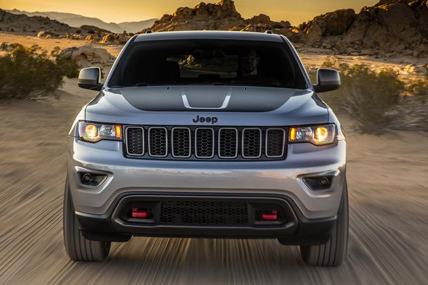 2017 Jeep Grand Cherokee: New Car Review featured image large thumb2