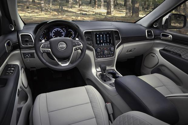 2017 Jeep Grand Cherokee: New Car Review featured image large thumb5