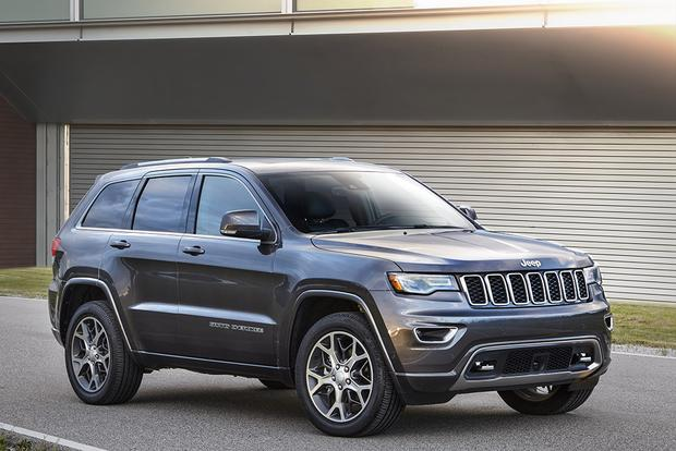 Jeep Grand Cherokee 2018 Review >> 2018 Jeep Grand Cherokee New Car Review Autotrader