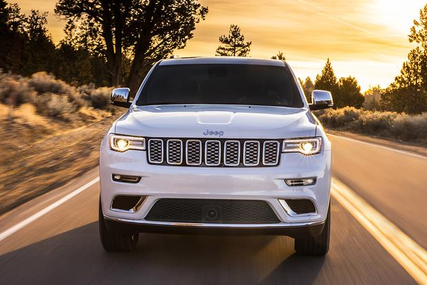 2018 Jeep Grand Cherokee: New Car Review featured image large thumb1