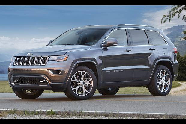 2018 jeep grand cherokee new car review autotrader. Black Bedroom Furniture Sets. Home Design Ideas