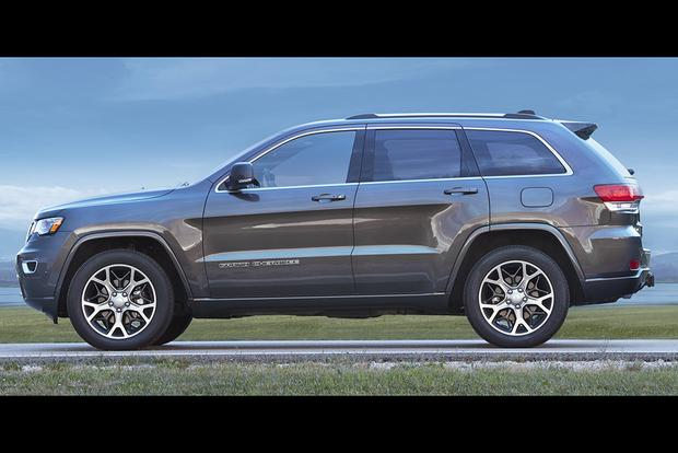2018 Jeep Grand Cherokee: New Car Review featured image large thumb4