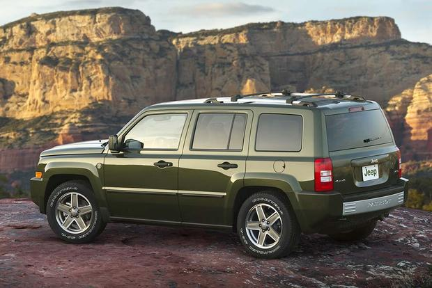 2008 Jeep Patriot Used Car Review Featured Image Large Thumb4