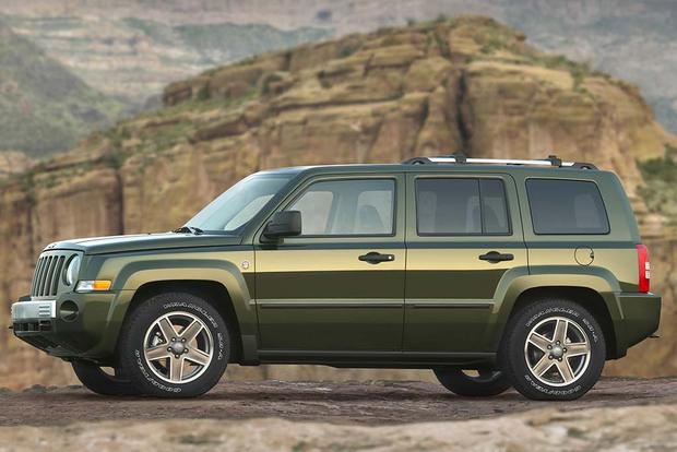 2007 Jeep Patriot: Used Car Review featured image large thumb4
