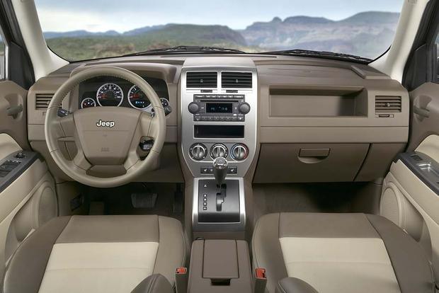 2008 Jeep Patriot Used Car Review Featured Image Large Thumb6
