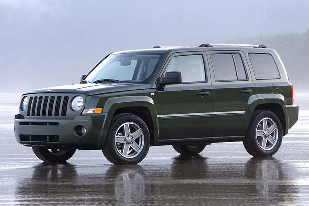 2007 Jeep Patriot: Used Car Review featured image large thumb6