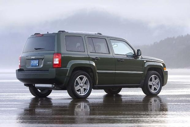 2007 Jeep Patriot: Used Car Review featured image large thumb7