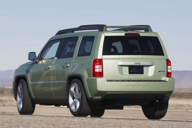 2009 Jeep Patriot: Used Car Review featured image large thumb1