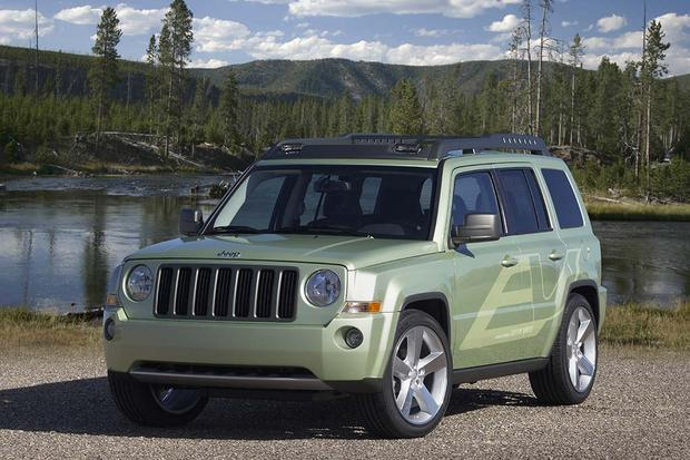 2009 Jeep Patriot: Used Car Review featured image large thumb0