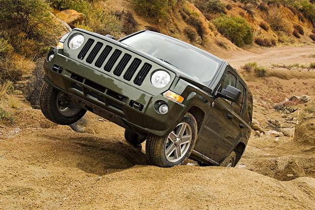 2009 Jeep Patriot: Used Car Review featured image large thumb2