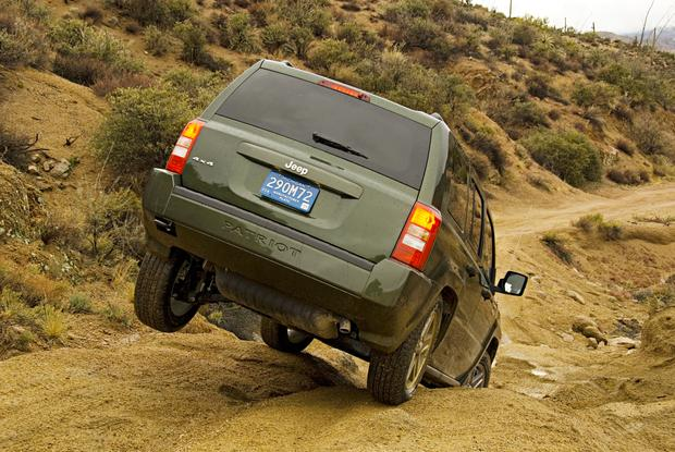 2009 Jeep Patriot: Used Car Review featured image large thumb3