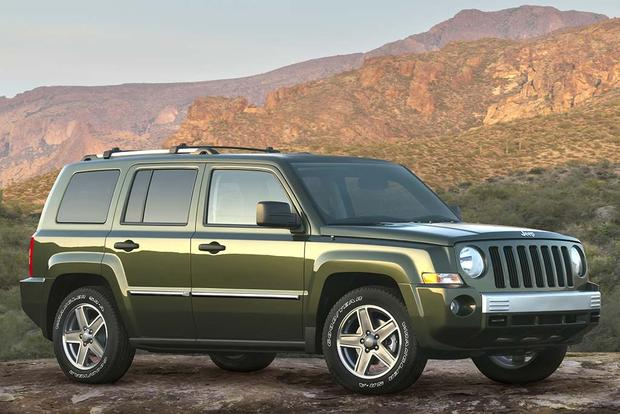 2009 Jeep Patriot: Used Car Review featured image large thumb4