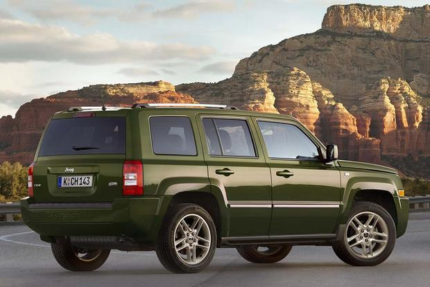 2010 Jeep Patriot: Used Car Review featured image large thumb1