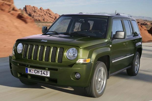 2011 Jeep Patriot: Used Car Review Featured Image Large Thumb0