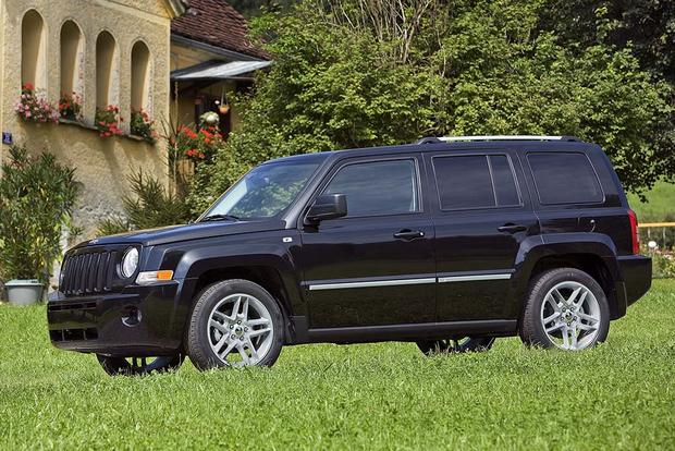 2010 Jeep Patriot: Used Car Review featured image large thumb4